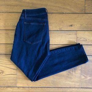 Loft Outlet Curvy Skinny Jeans - 6P